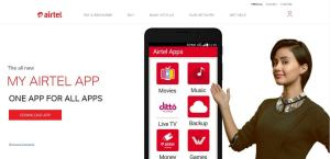 Get flat 50% Cashback Airtel Recharges & Bill Payments