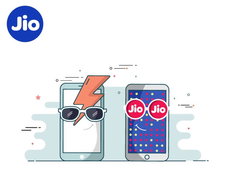 Reliance Jio Recharges Flat Rs 50 Cashback On Minimum Rs.300 Recharge