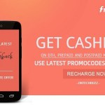 Get 10% Cashback on DTH Recharge Freecharge
