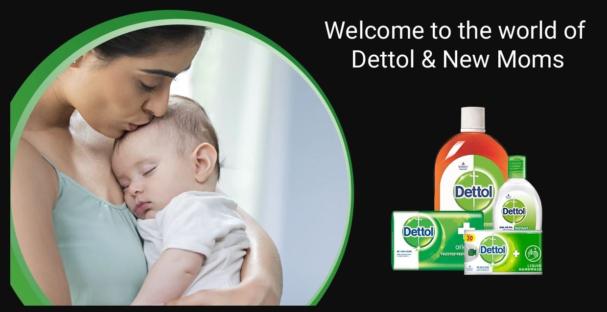 Dettol Product LOOT Get Mom kit at ₹32 only - Lybrate