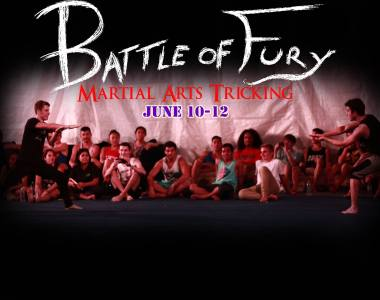 Battle Of Fury 2016:  It's Lit!