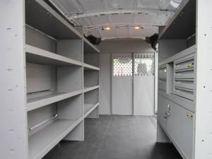 Commercial Van Accessories Virginia
