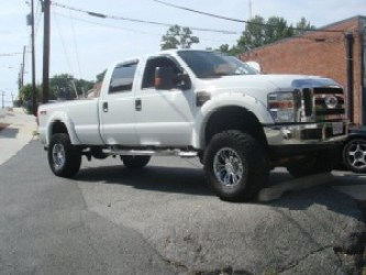 Fuel Efficiency Truck