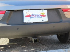 Maryland Trailer Hitch Installation