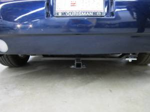 Trailer hitch options