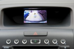 back-up camera and trucks