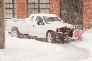 four wheel drive snow
