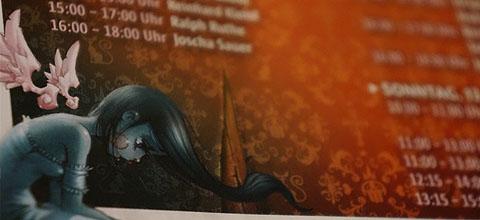 Zu Gast auf der Frankfurter Buchmesse 2013!