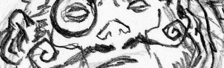 Alisik #4 Sketch