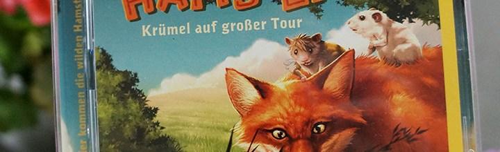 Die wilden Hamster als Hörbuch!