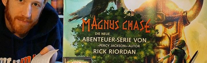 Magnus Chase-Aufsteller