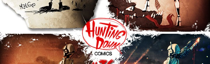 Hunting Down Comics #36