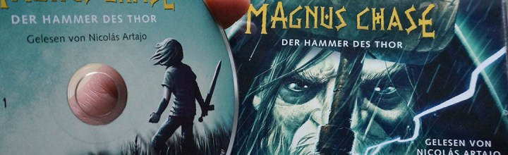 Magnus Chase-Hörbuch