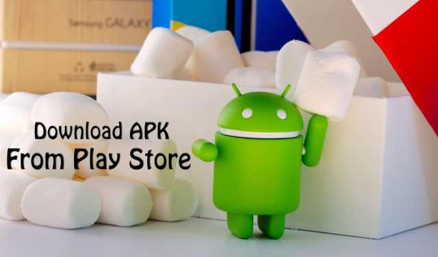 Download APK From Play Store