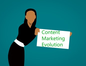 Content Marketing Evolution