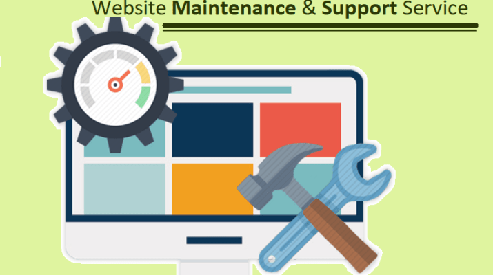 Website Maintenance and Support Service