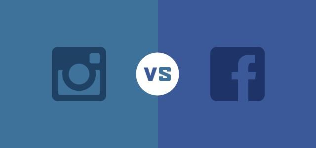 Instagram vs Facebook