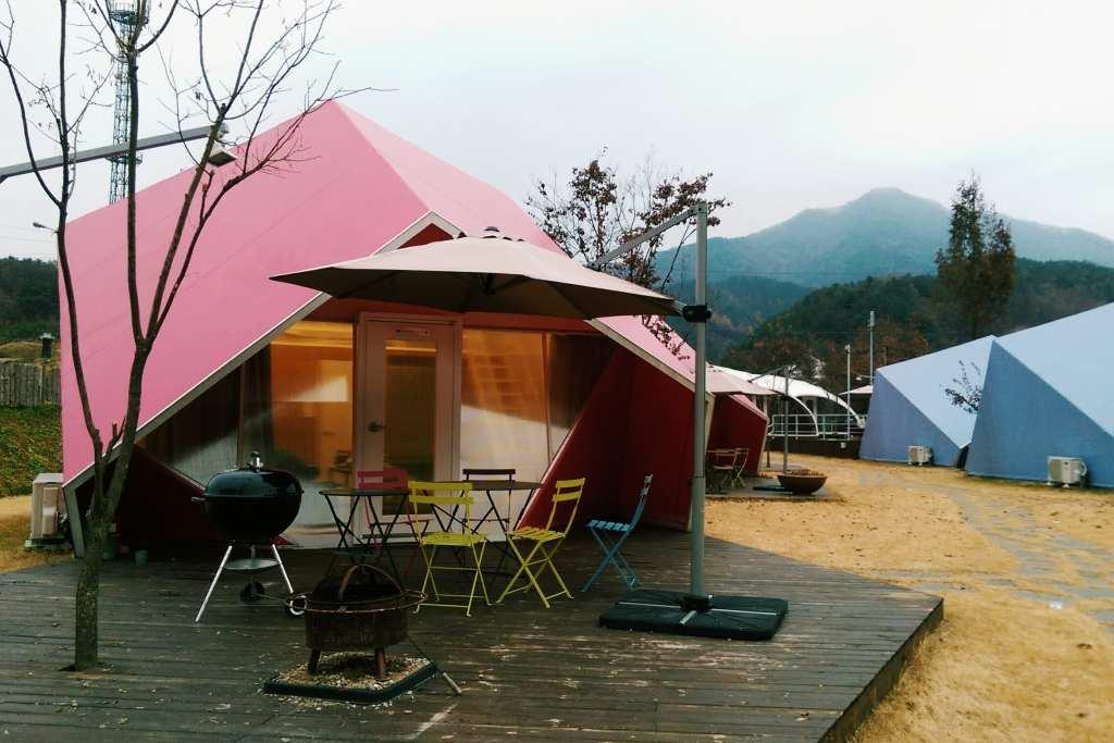 seoul camping banu