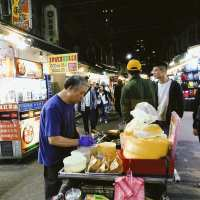 What to Eat at Tonghua Night Market