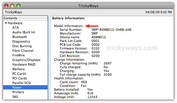 0 amperage macbook battery mercruiser 5 7 alternator wiring diagram how to check health mac os x 04 condition on