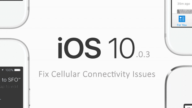 Download iOS 10.0.3 for iPhone 7 and iPhone 7 Plus IPSW