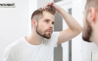 La Caduta dei capelli in autunno