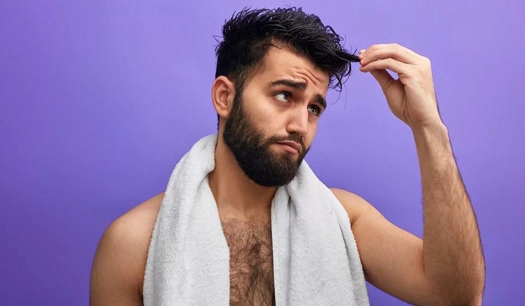 Perché cadono i capelli?
