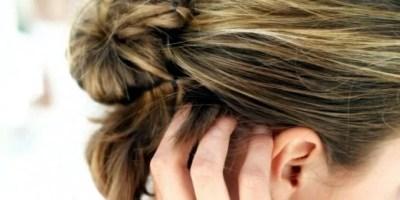 Prurito sulla testa e al cuoio capelluto
