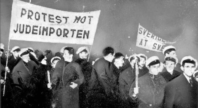 »Skall Sverige öppnas för flyktingströmmen?« — invandringsdebatt 1938-2016