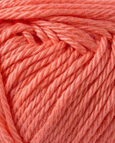 Couleur corail tricotin