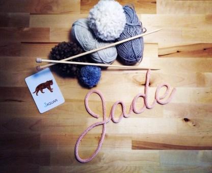 Jade tricotin parisienne
