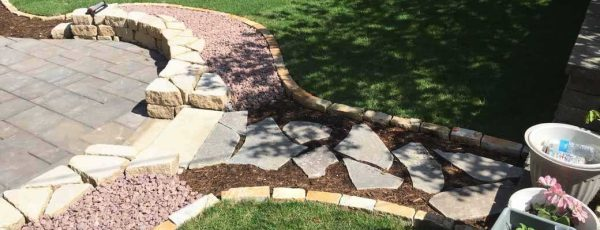 hardscapes and landscaping