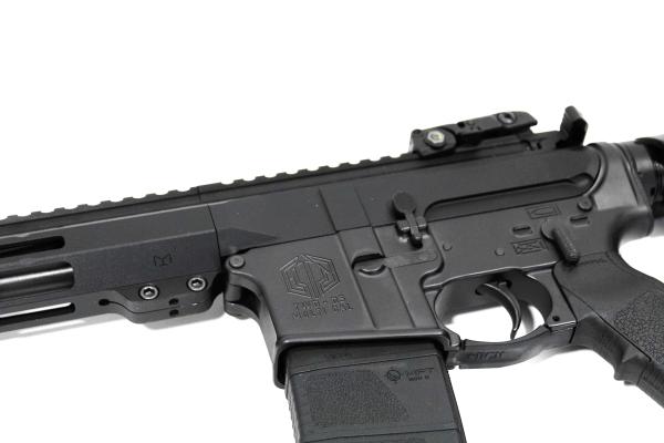 """Dreadnought 5.56 NATO 16"""" Rifle"""