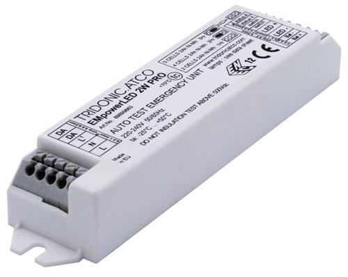 Ac Power Relay Wiring Diagram Vue D Ensemble Tridonic Composants D 233 Clairage De Secours