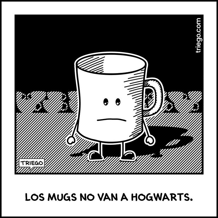 mug muggle