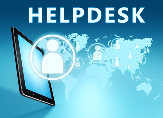 Innovative User Training and Help Desk Support
