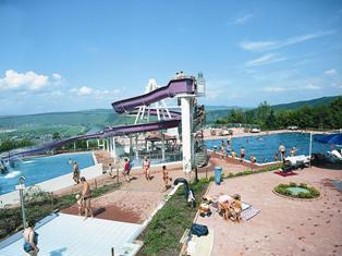 TouristInformation Trier Swimming pools
