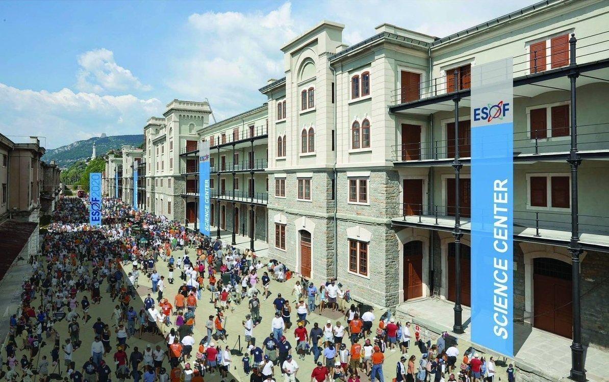 ESOF2020 Trieste sar la capitale della scienza del
