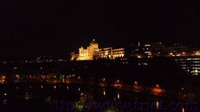 Swiss Parliment by night