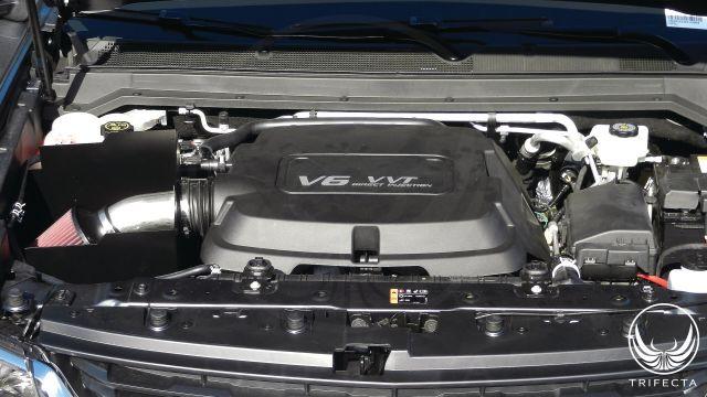2015 Chevy Colorado Cold Air Intake