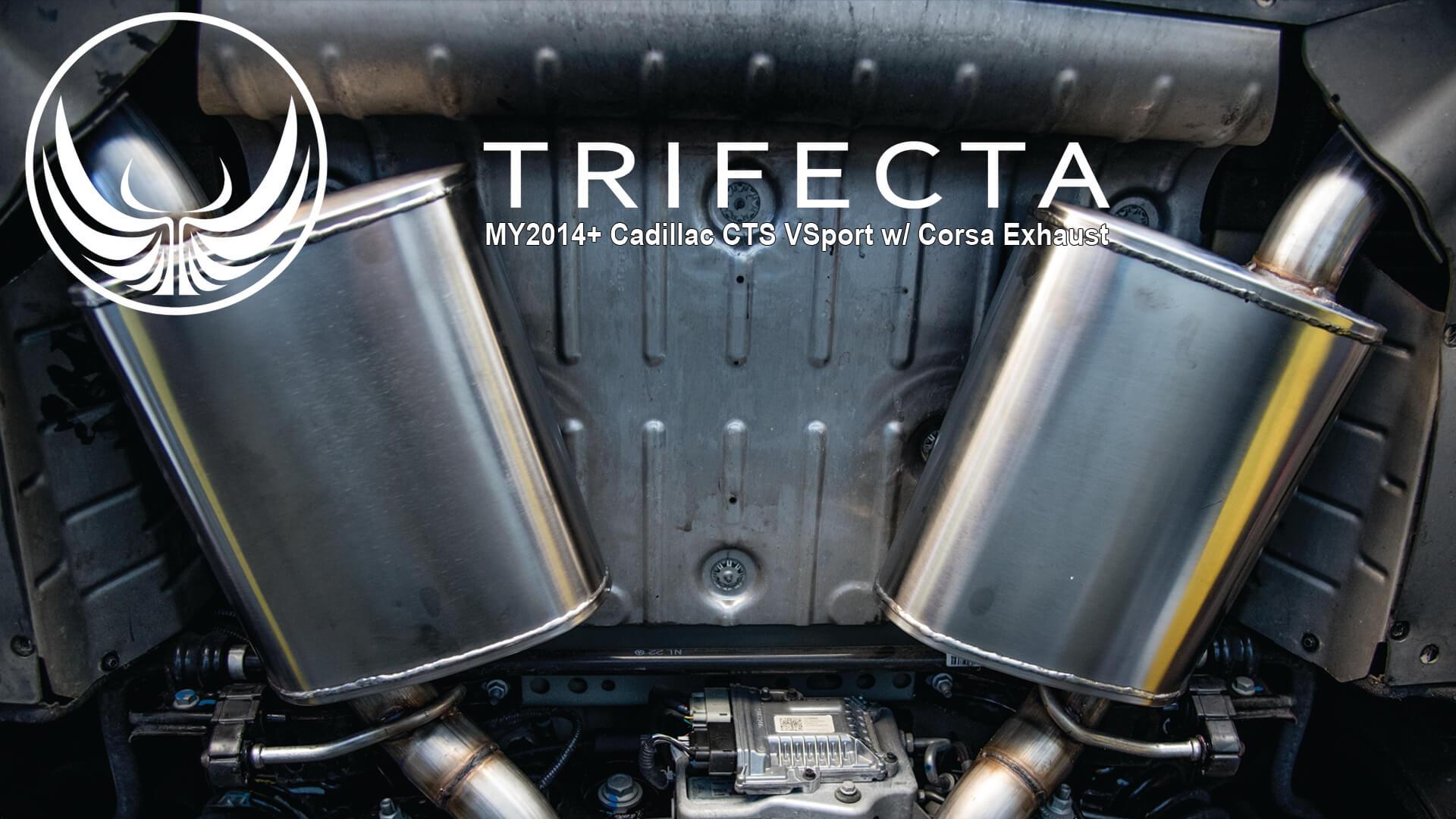 trifecta 2014 cts vsport corsa