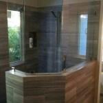 TriFection modernizes a master bathroom in Kingwood