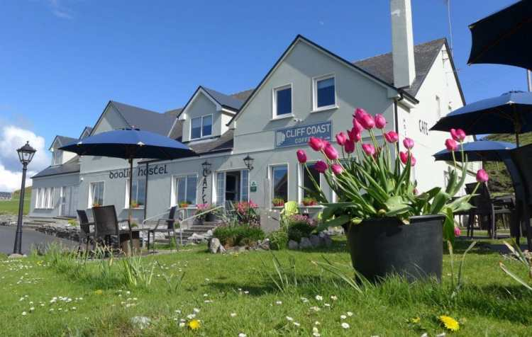 Doolin Hostel in Irland