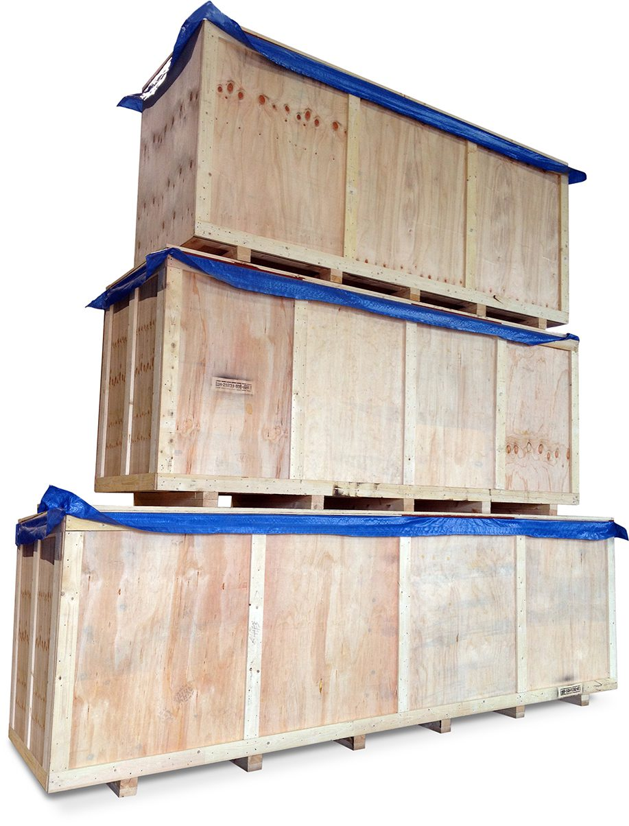 Custom Made Shipping Crates