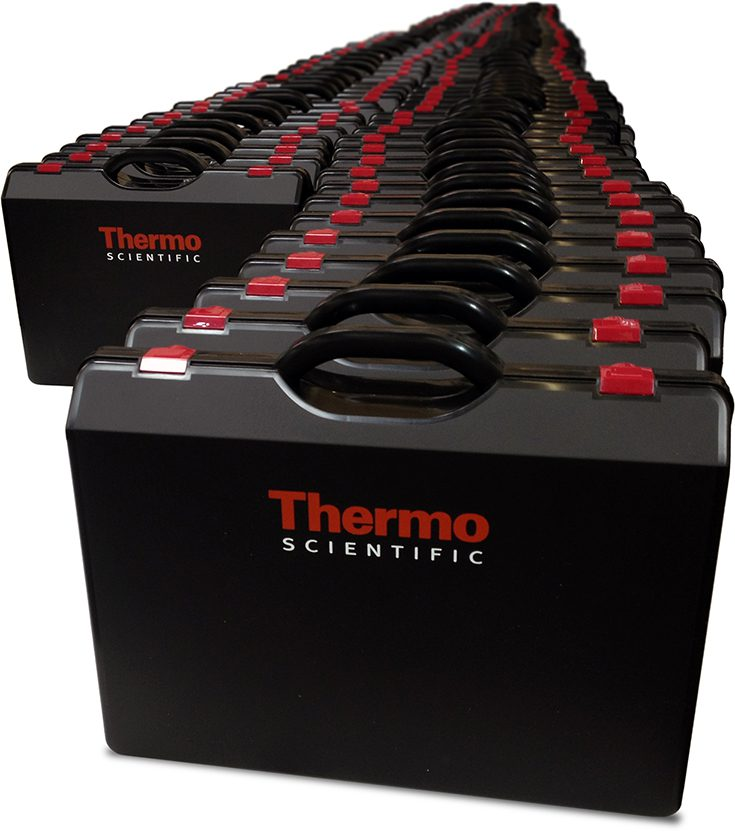 Branded Plastic Cases for Thermo Scientific