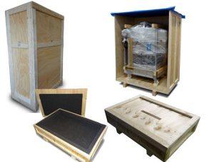 Custom Packing Crates