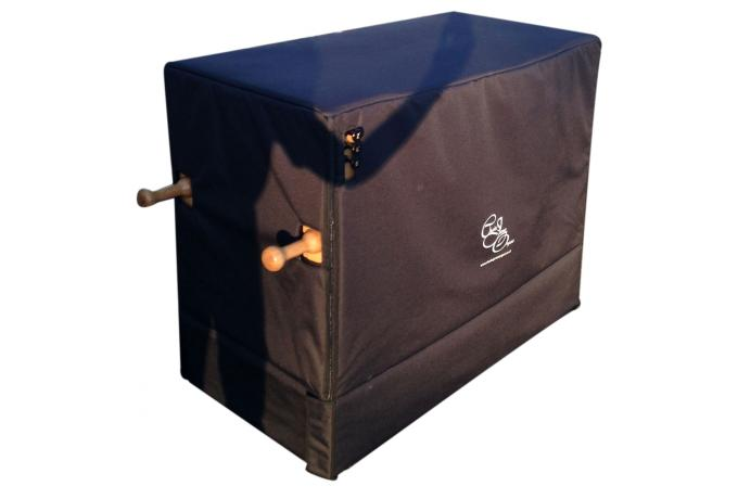 Protective Padded Cover for Charles James Organs