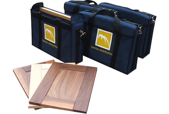 Padded Presentation Bags