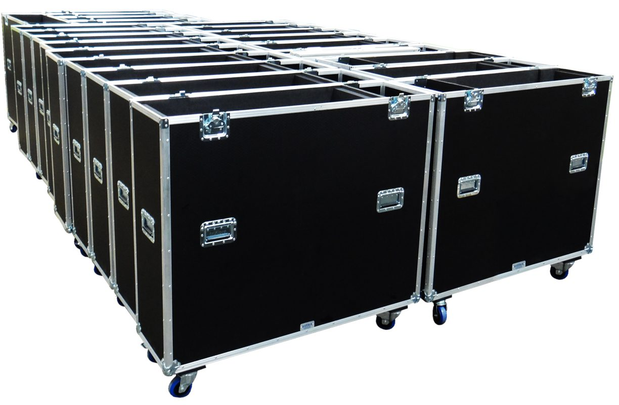 Group Flight Cases