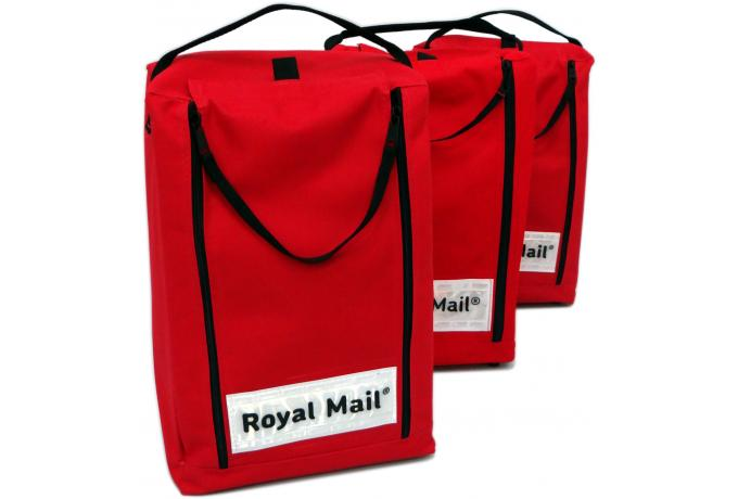 padded bag for the royal mail